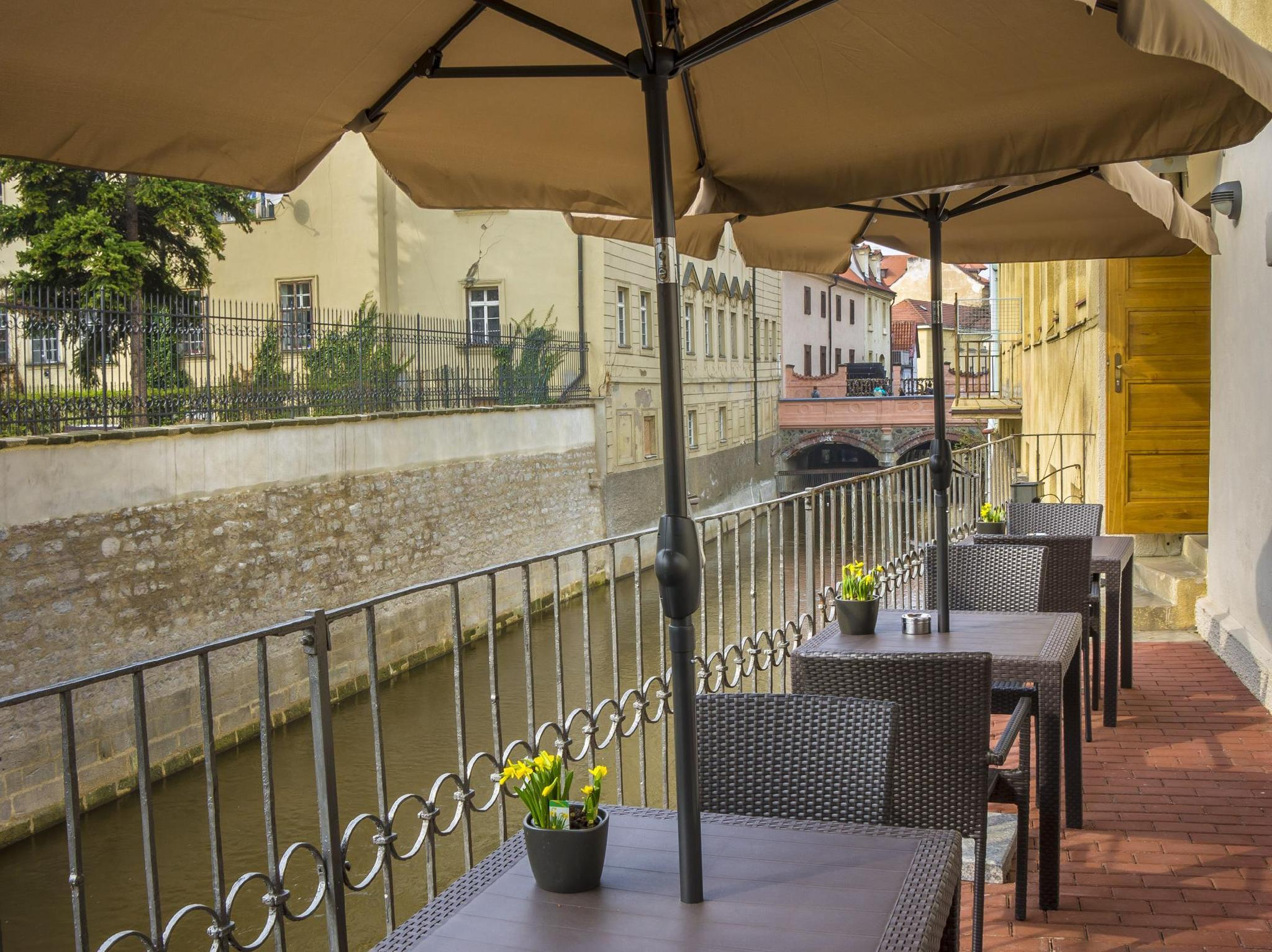 Hotel Kampa Garden - Prague