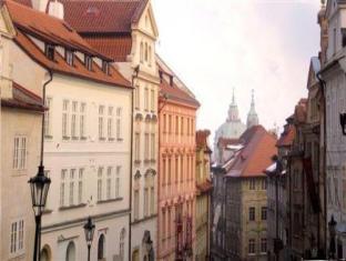 Santini Residence Prague - Hotelli välisilme