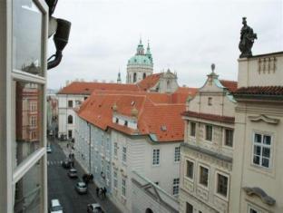 Santini Residence Praha - Viešbučio išorė