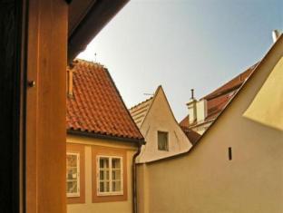 Santini Residence Prague - Extérieur de l'hôtel