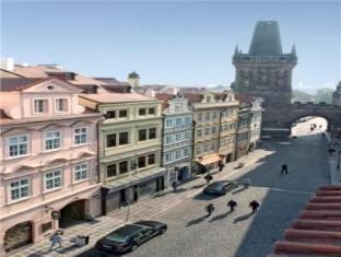 Hotel U Cerneho Orla Prague - Exterior