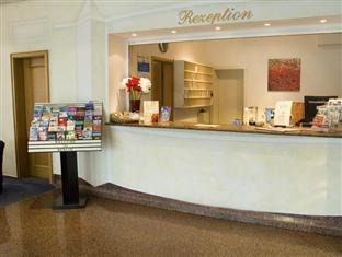 Berolina Airport Hotel Berlín - Vestíbul