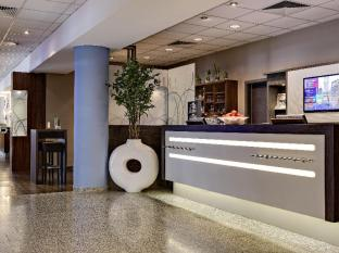 Park Inn by Radisson Berlin City West Berliini - Vastaanotto