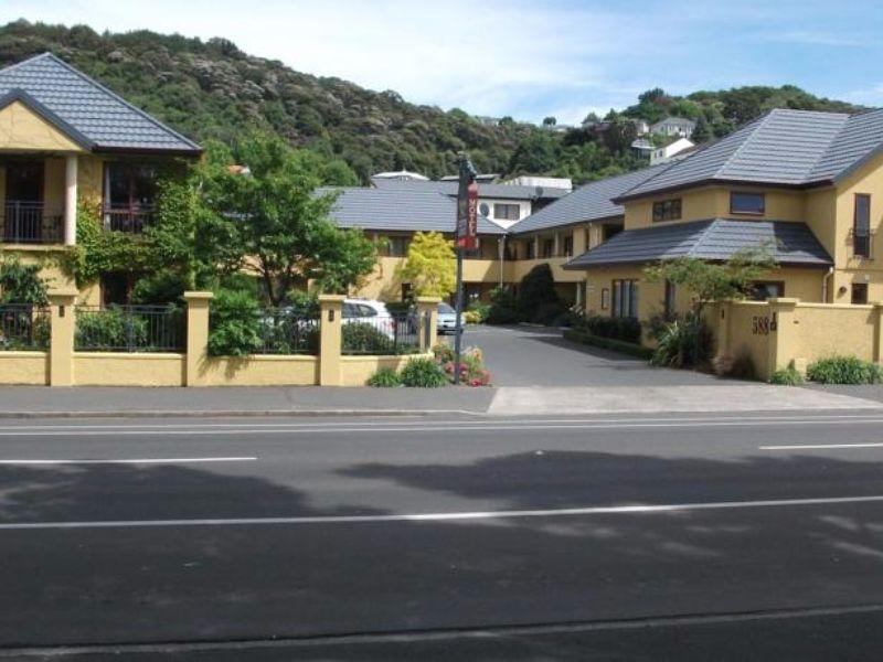 Alhambra Oaks Motor Lodge - Hotels and Accommodation in New Zealand, Pacific Ocean And Australia