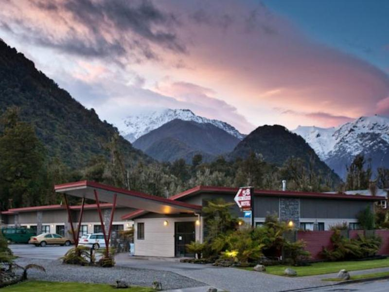 58 On Cron Motel - Hotels and Accommodation in New Zealand, Pacific Ocean And Australia
