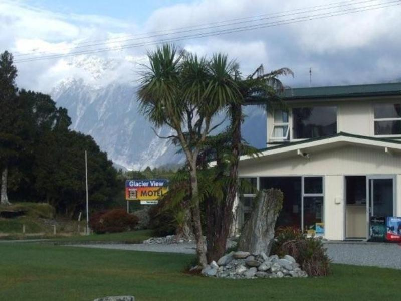 Glacier View Motel - Hotels and Accommodation in New Zealand, Pacific Ocean And Australia