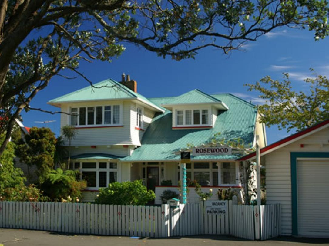 Rosewood Bed & Breakfast - Hotels and Accommodation in New Zealand, Pacific Ocean And Australia