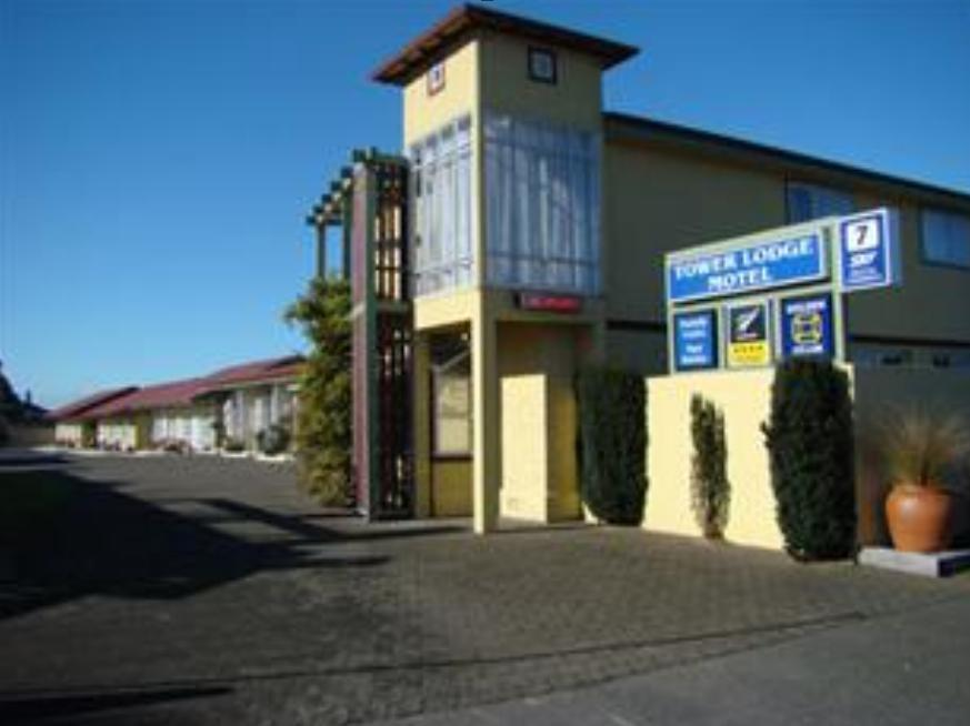 Tower Lodge Motel - Hotels and Accommodation in New Zealand, Pacific Ocean And Australia