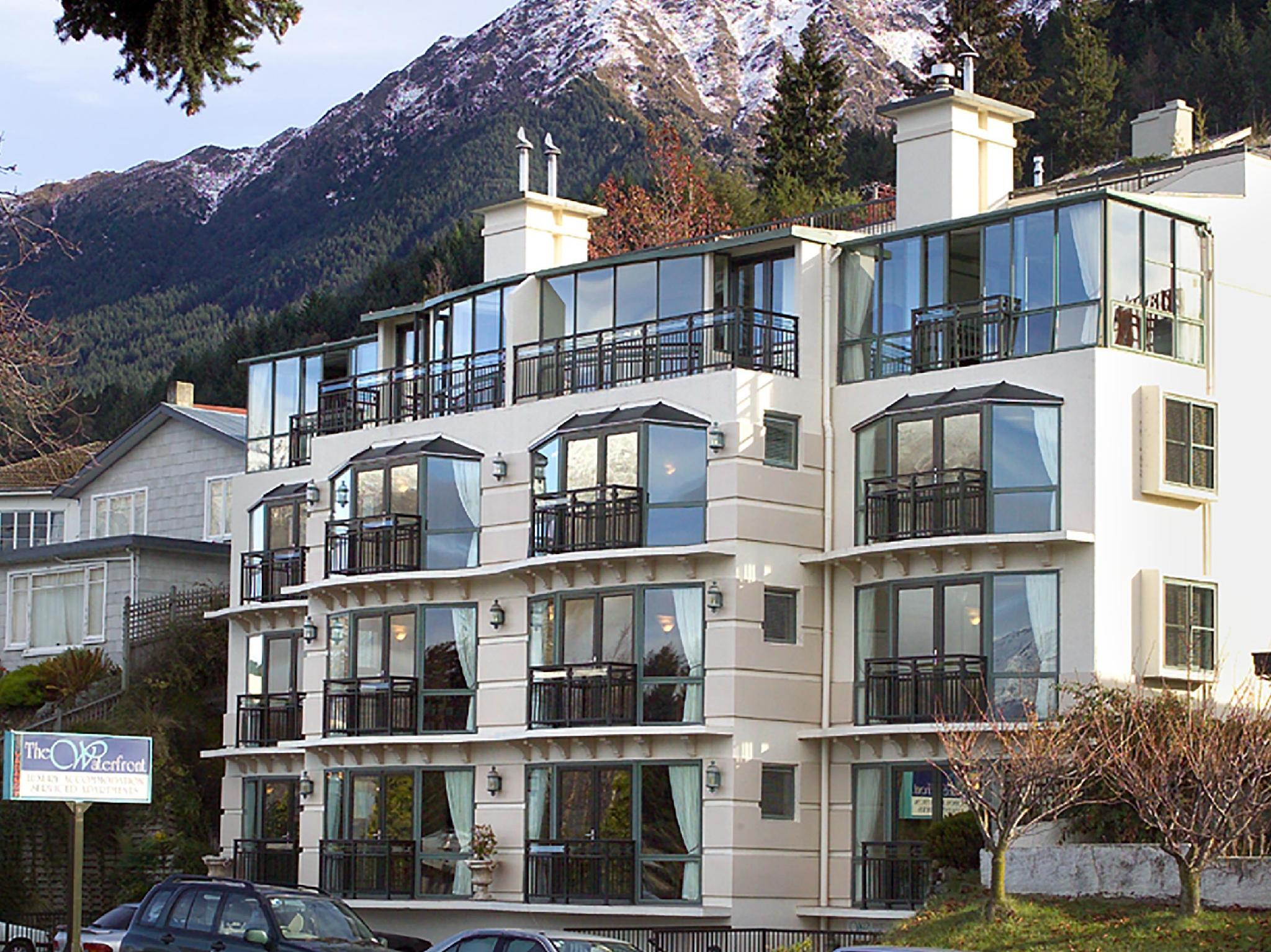 The Waterfront Apartments - Hotels and Accommodation in New Zealand, Pacific Ocean And Australia