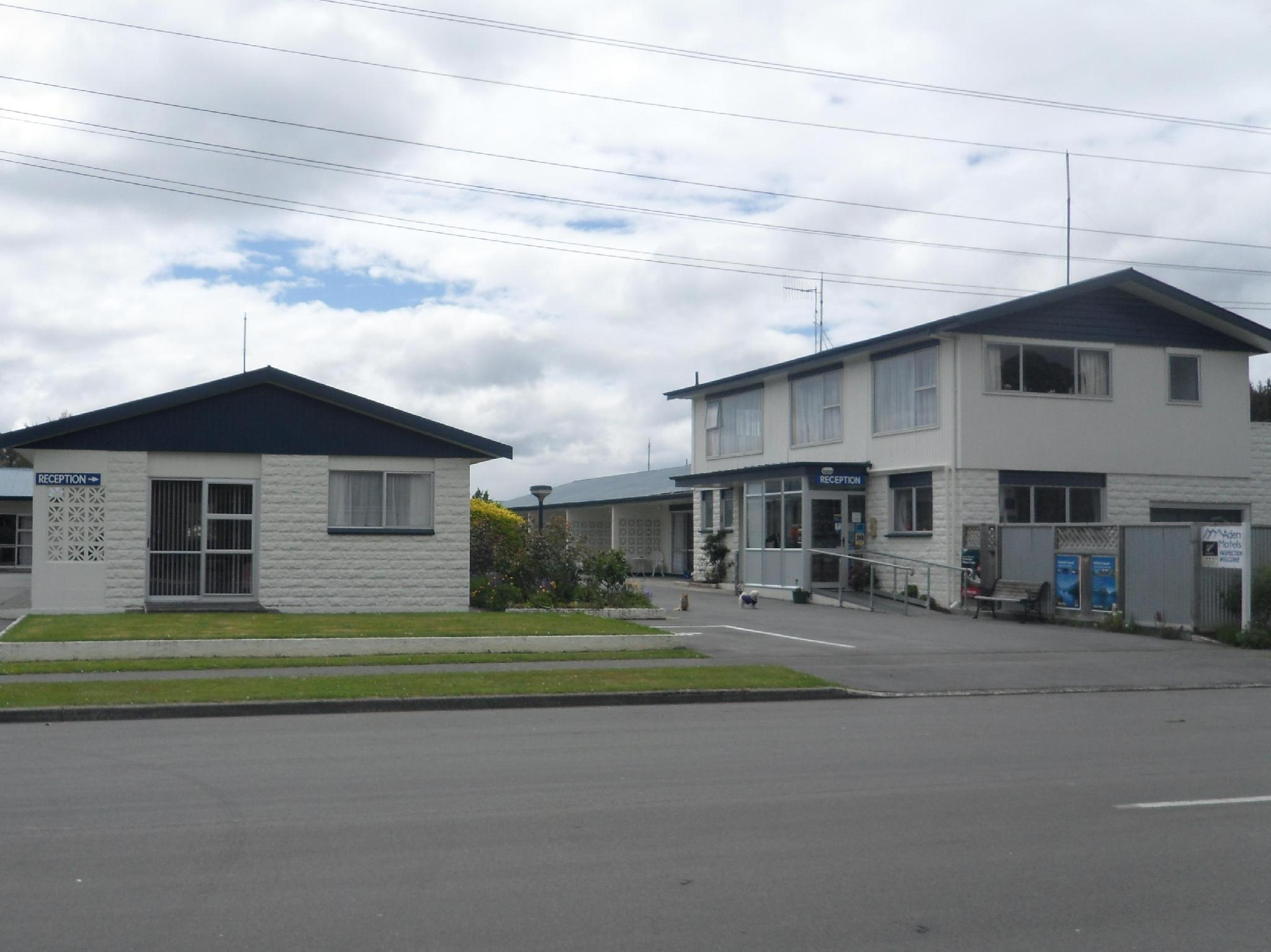 Aden Motel - Hotels and Accommodation in New Zealand, Pacific Ocean And Australia