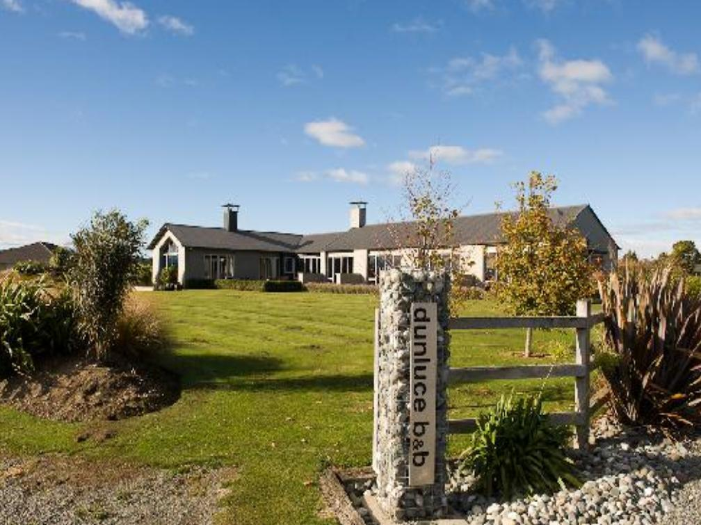 Dunluce Bed & Breakfast - Hotels and Accommodation in New Zealand, Pacific Ocean And Australia