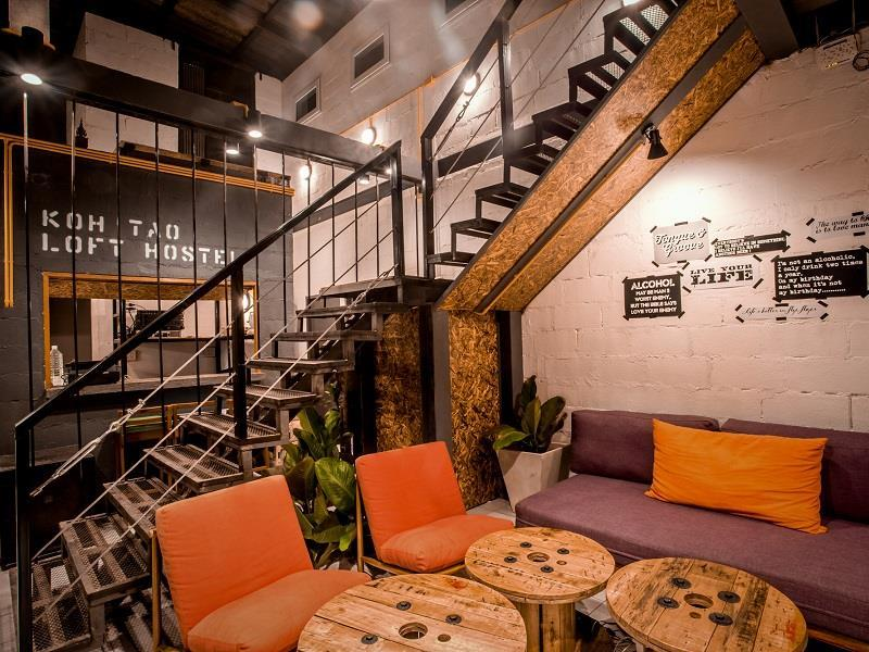 Koh Tao Loft Hostel - Hotels and Accommodation in Thailand, Asia