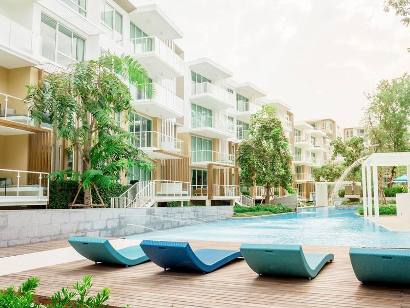 Wan Vayla Pool Access Condo - Hotels and Accommodation in Thailand, Asia