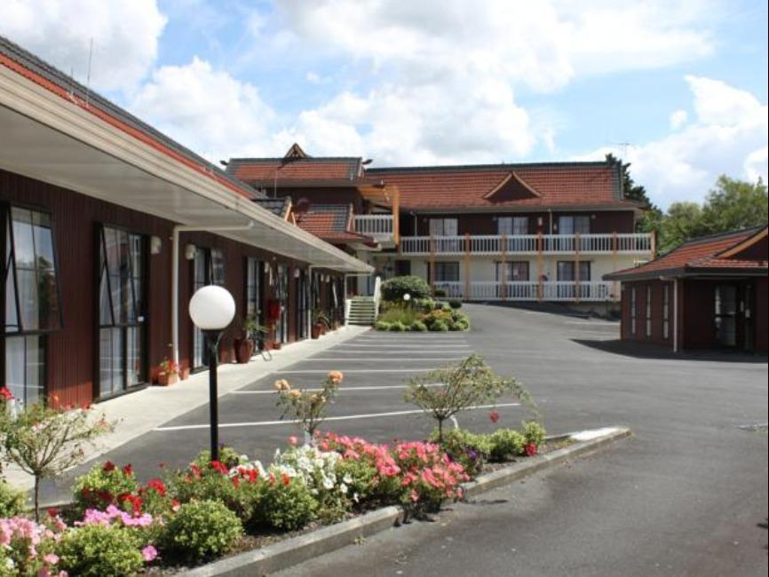 Asure Cherry Court Motel - Hotels and Accommodation in New Zealand, Pacific Ocean And Australia