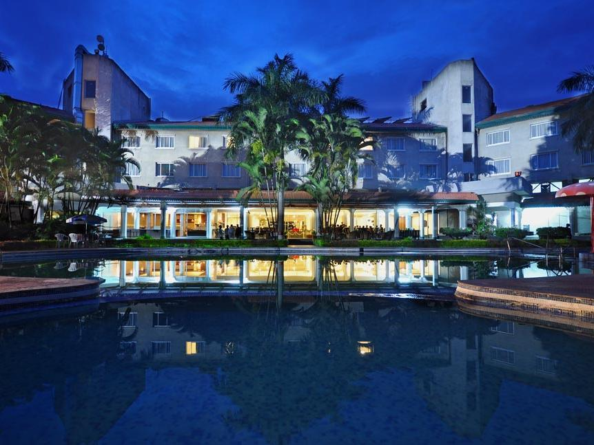 Ramee Guestline Bangalore Hotel - Hotell och Boende i Indien i Bengaluru / Bangalore