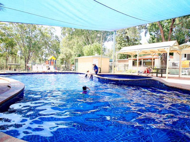 Yarraby Holiday Park - Hotell och Boende i Australien , Echuca / Moama