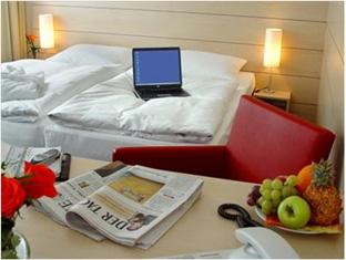 โรงแรมคอนคอร์ด แอม สตูดิโอ เบอร์ลิน - ห้องพัก
