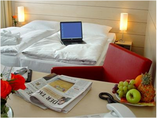 Concorde Hotel am Studio Berlín - Pokoj pro hosty