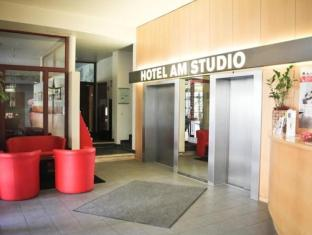 Concorde Hotel am Studio Berlín - Lobby