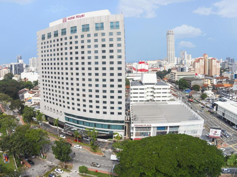Hotel Royal Penang - Hotels and Accommodation in Malaysia, Asia