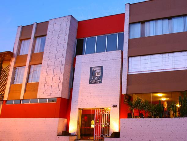 Casa Andina Premium Arequipa - Hotels and Accommodation in Peru, South America