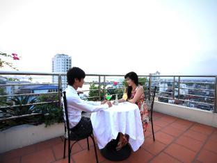 Moon View Hotel Hanoi - Coffee lounge