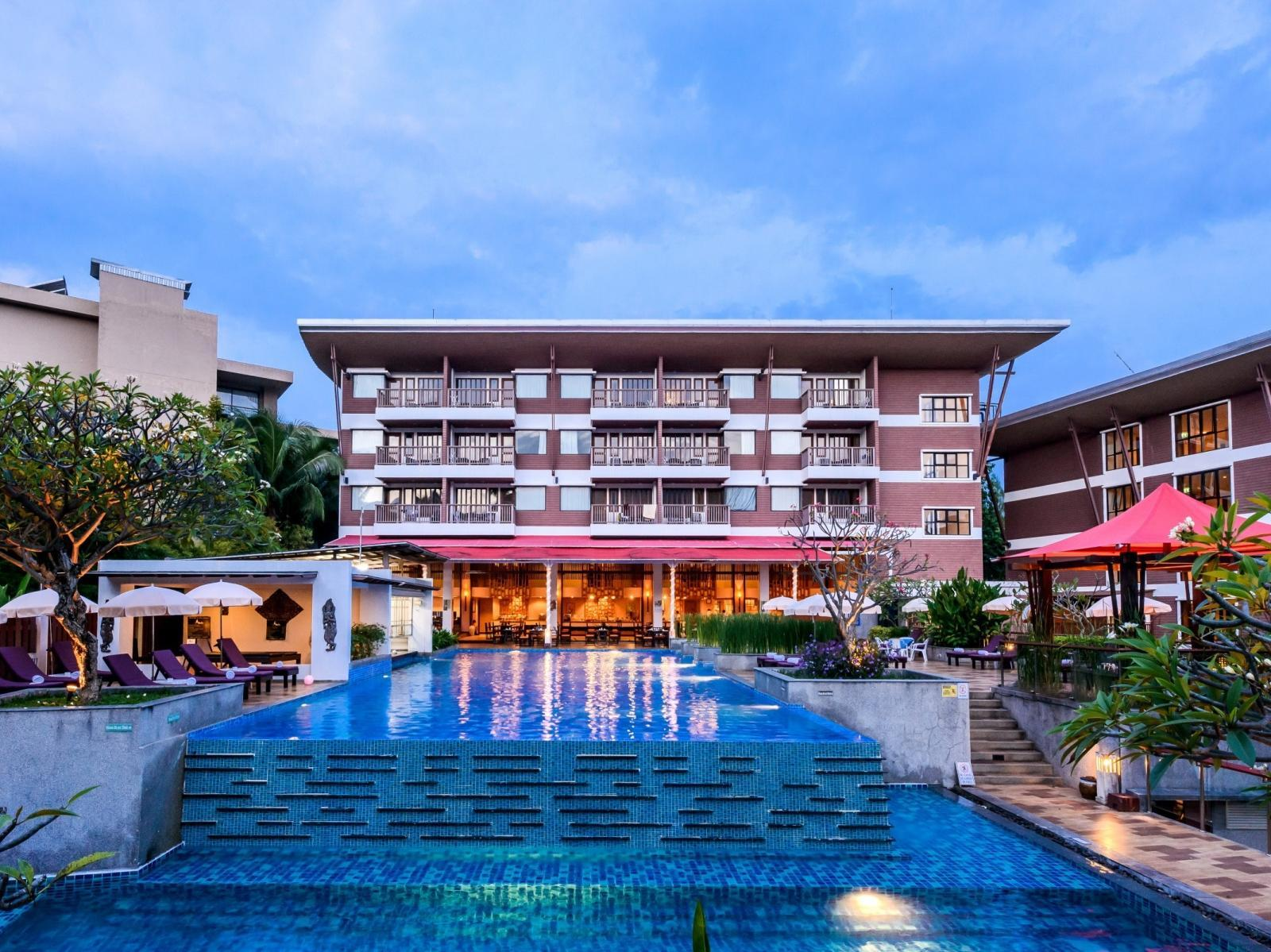 Peach Blossom Resort - Hotels and Accommodation in Thailand, Asia