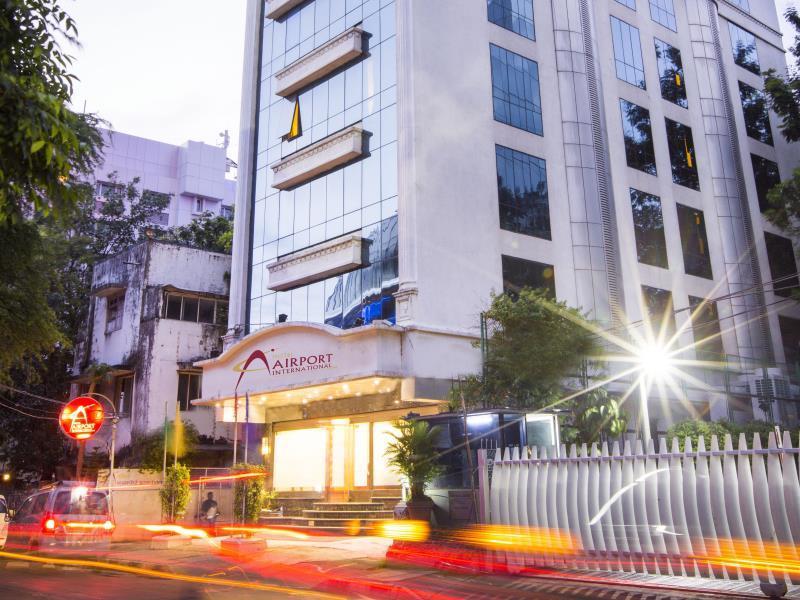 Hotel Airport International - Hotell och Boende i Indien i Mumbai