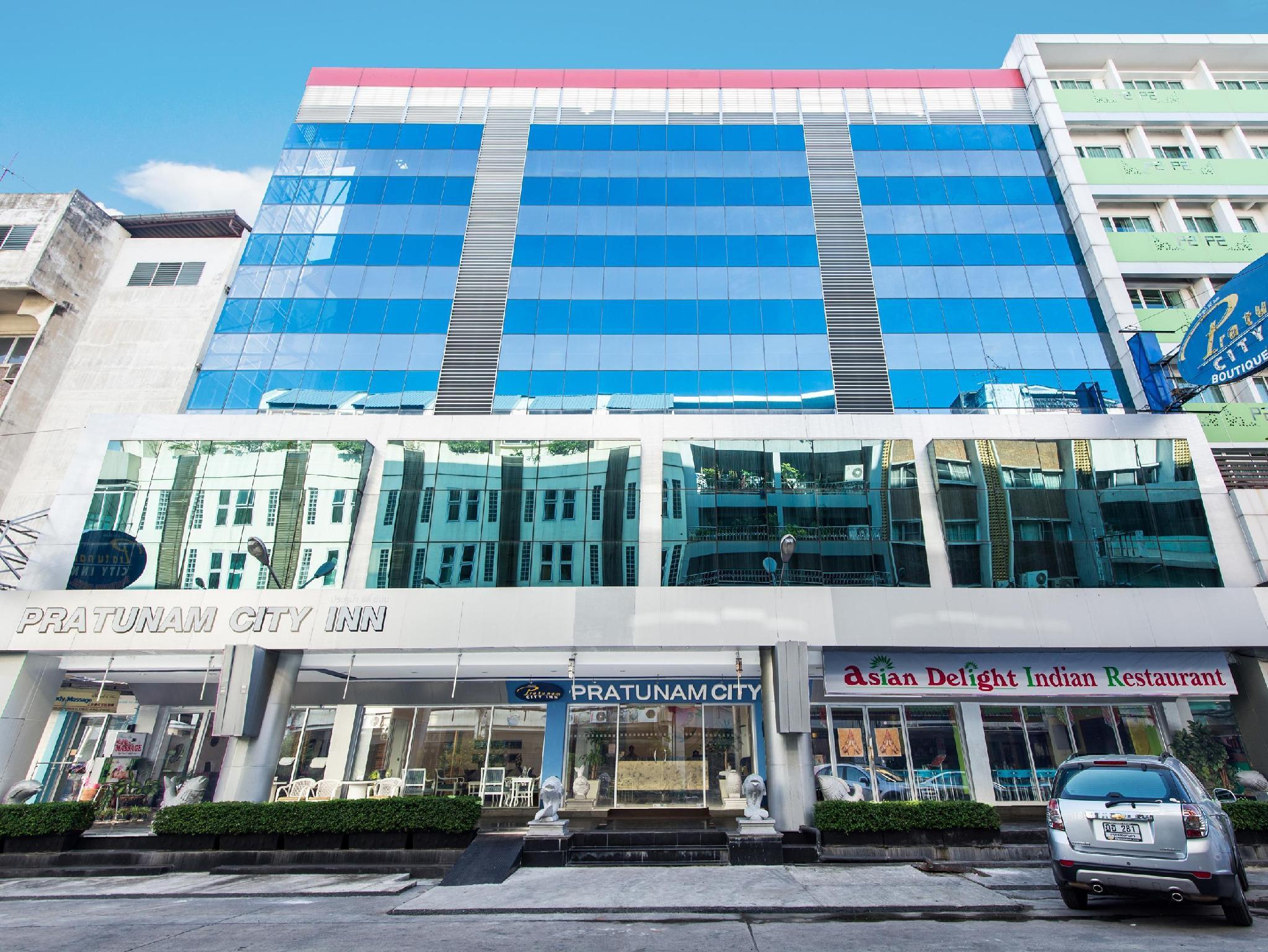 Pratunam City Inn Hotel - Hotels and Accommodation in Thailand, Asia