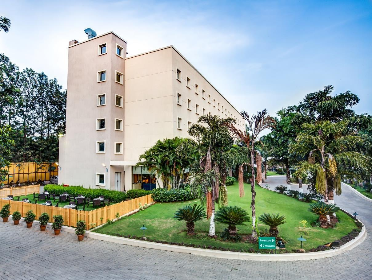 Radha Hometel - Hotel and accommodation in India in Bengaluru / Bangalore