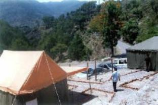 Chardham Camp (Yamunotri) Hotel - Hotel and accommodation in India in Bengaluru / Bangalore