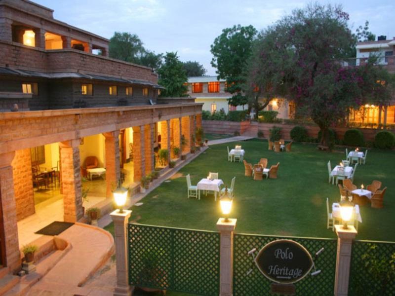 Polo Heritage Hotel - Hotell och Boende i Indien i Jodhpur