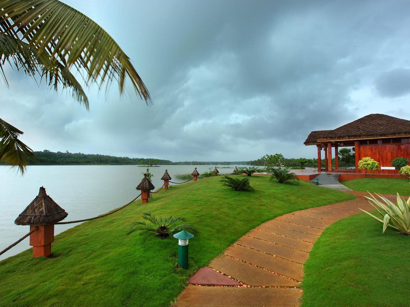 Fragrant Nature Retreat   Resorts - Hotell och Boende i Indien i Kollam