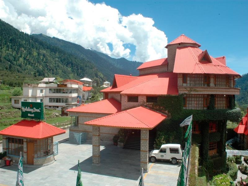 Holiday Inn Hotel - Hotell och Boende i Indien i Manali