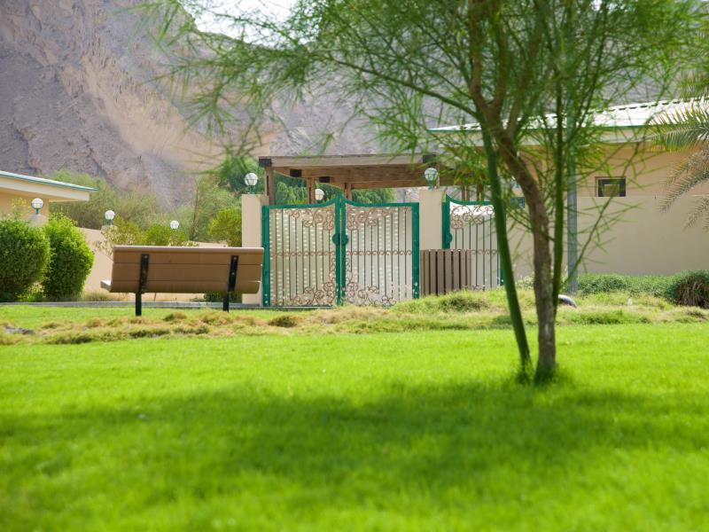 Green Mubazzarh Chalets - Hotels and Accommodation in United Arab Emirates, Middle East