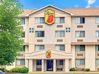 Super 8 Stamford Hotel Stamford (CT) - Exterior