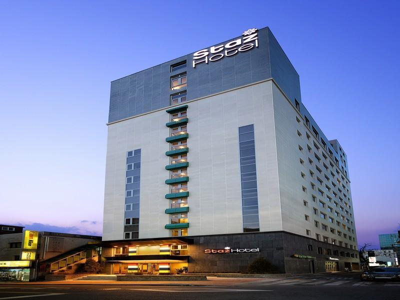 Staz Hotel Myeongdong 2 - Hotels and Accommodation in South Korea, Asia