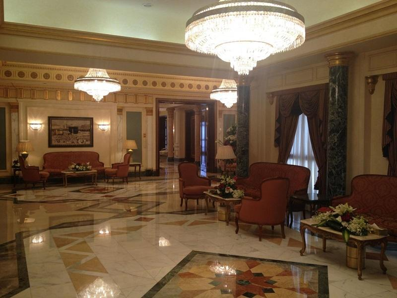 Dar Al Iman Suites Hotel - Hotels and Accommodation in Saudi Arabia, Middle East