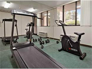 Days Inn Walterboro Walterboro (SC) - Fitness Room