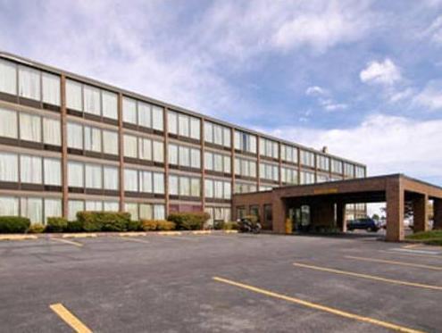 Days Inn Syracuse University Syracuse (NY) - Exterior
