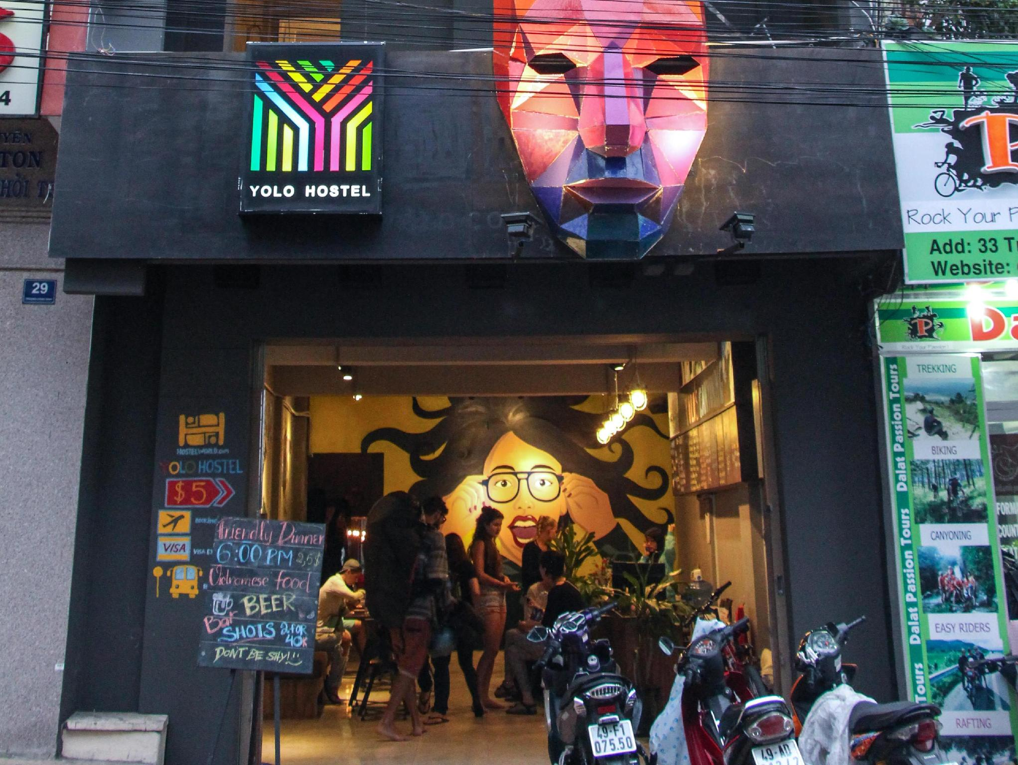 Dalat YoLo Hostel - Hotels and Accommodation in Vietnam, Asia