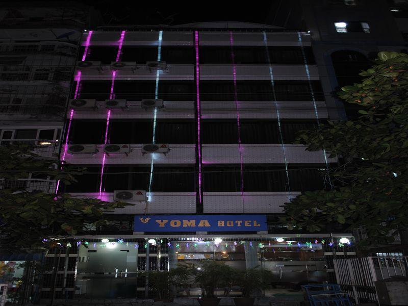 Yoma Hotel - Hotels and Accommodation in Myanmar, Asia