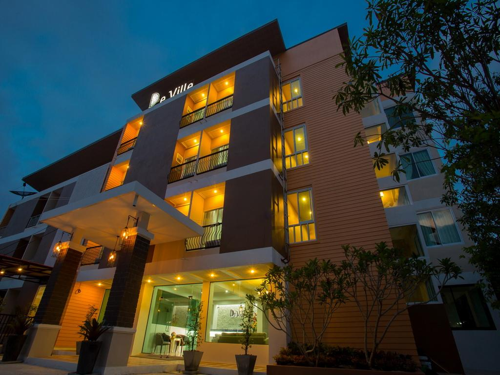 De Ville Nakhon - Hotels and Accommodation in Thailand, Asia