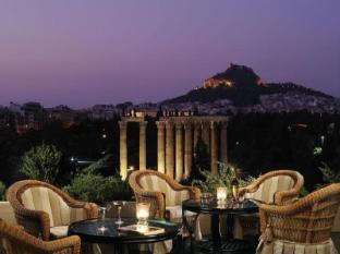 Royal Olympic Hotel Atenas - Balcón/Terraza