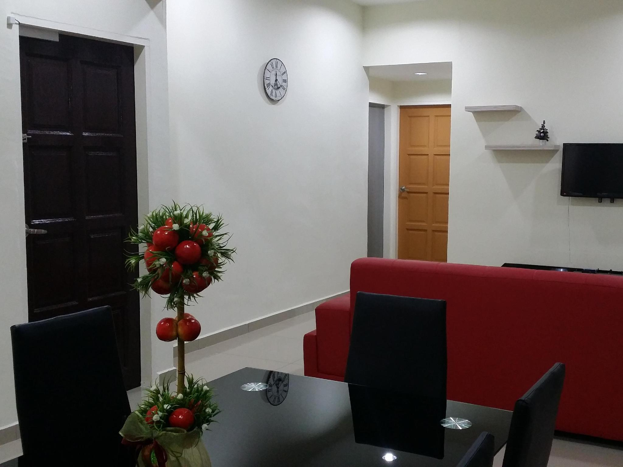 Malacca Town Apartment - Hotels and Accommodation in Malaysia, Asia