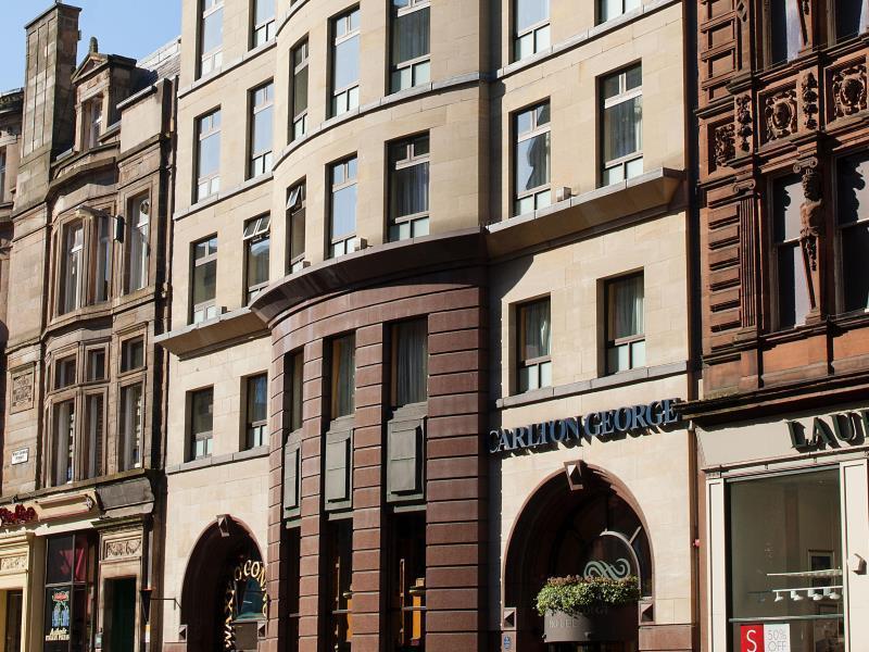 Carlton George Hotel