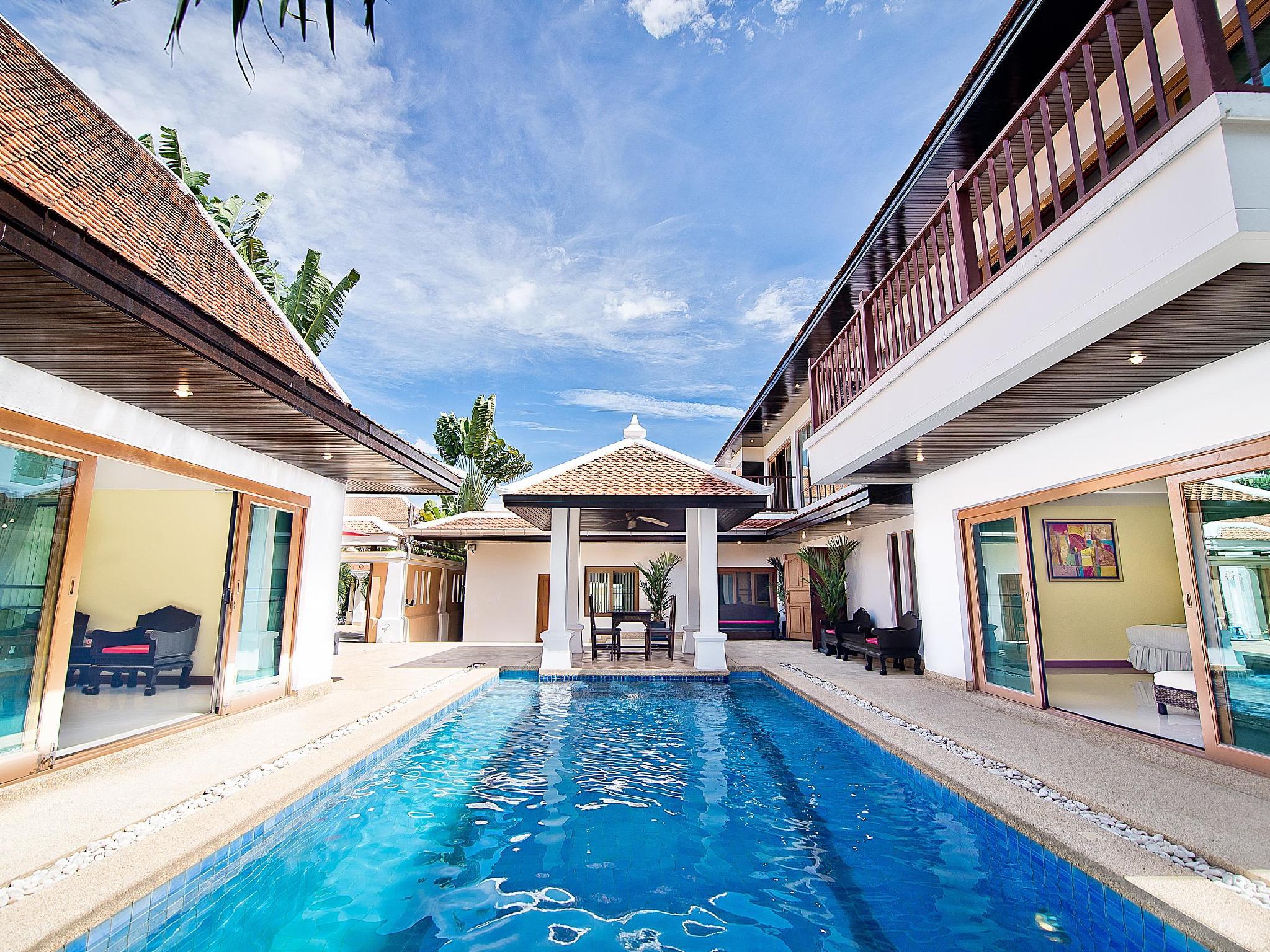 Pool Villa Pattaya Pantip