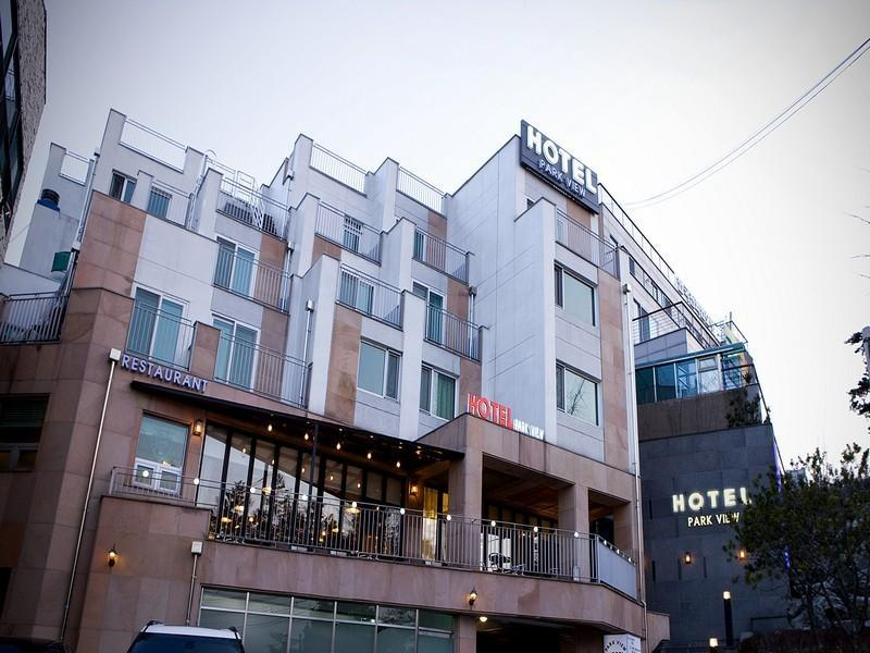 Hotel Parkview - Hotels and Accommodation in South Korea, Asia