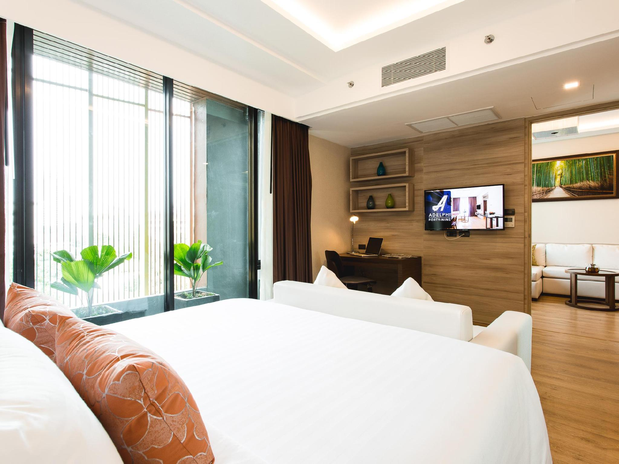 Adelphi Forty-Nine Hotel - Hotels and Accommodation in Thailand, Asia