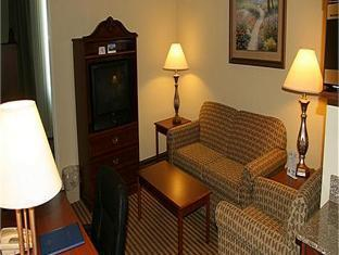 Holiday Inn Express Hotel & Suites Waxahachie - Tx Waxahachie (TX) - Suite Room